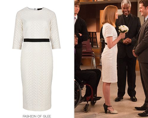 Emmas Wedding Dress Was Modified By The Costume Team To Give It Shorter Sleeves Thanks Annabel Ted Baker Araa Heavy L