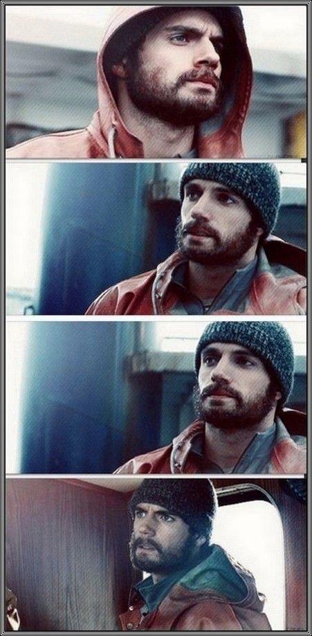 "acw - Henry Cavill in the boat scenes in ""Man Of Steel""........"