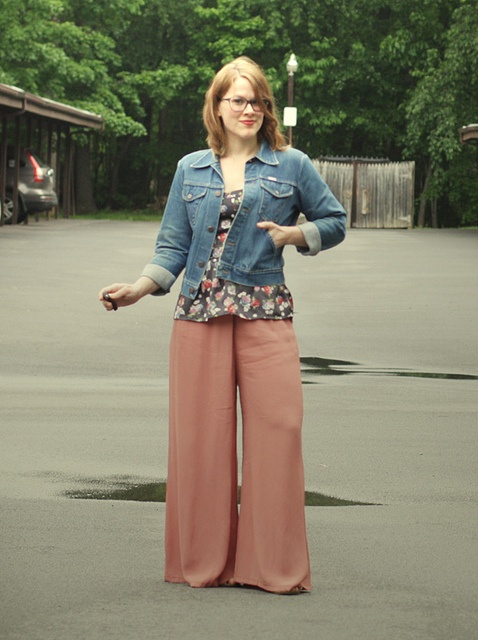 those pants!: Outfit Ideas, Denim Jackets, Style Pinboard, Second Skin