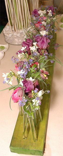 The Master Florist.Flower arrangement online magazine.Floral lessons.