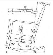 Image result for scandinavian rocking chair plans #rockingchairplans