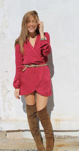 Vestido pareo - Chicfy