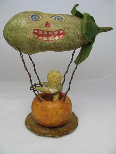'Veggie Balloon Ride' by Arbutus Hunter
