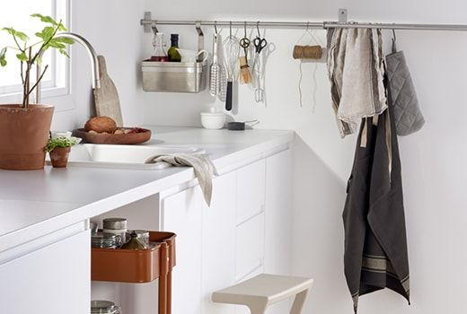 Mobili IKEA per la cucina nel 2019 | Ikea, Cucina ikea e ...