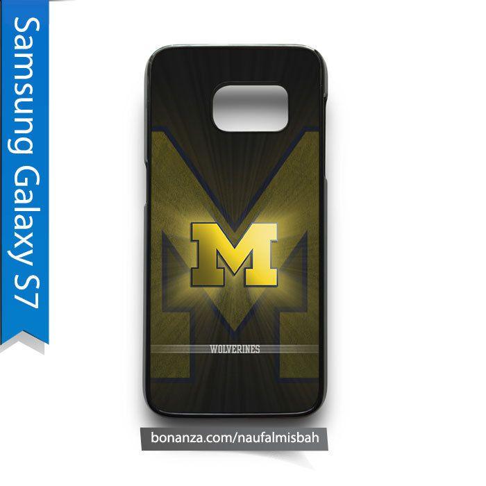 Michigan Wolverines Samsung Galaxy S7 Case Cover