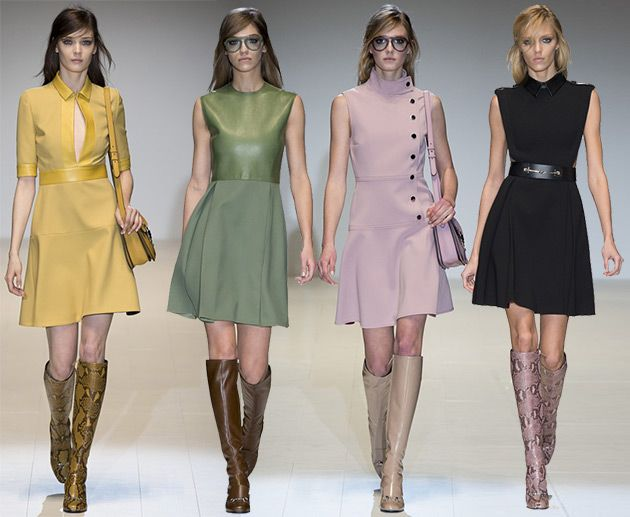 Gucci Fall/Winter 2014-2015 Collection – Milan Fashion Week