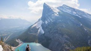 Canadian Rockies, Banff National Park.