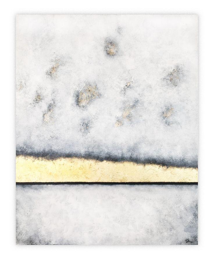 """Calm sea 2"", 80x100 cm by Stellan Kristiansson"