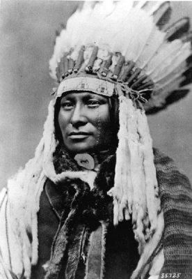 Rain In His Face, fought in Battle of Little Bighorn