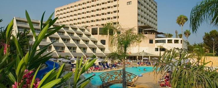 Cyprus' Leading All Inclusive Resort. St Raphael Resort.