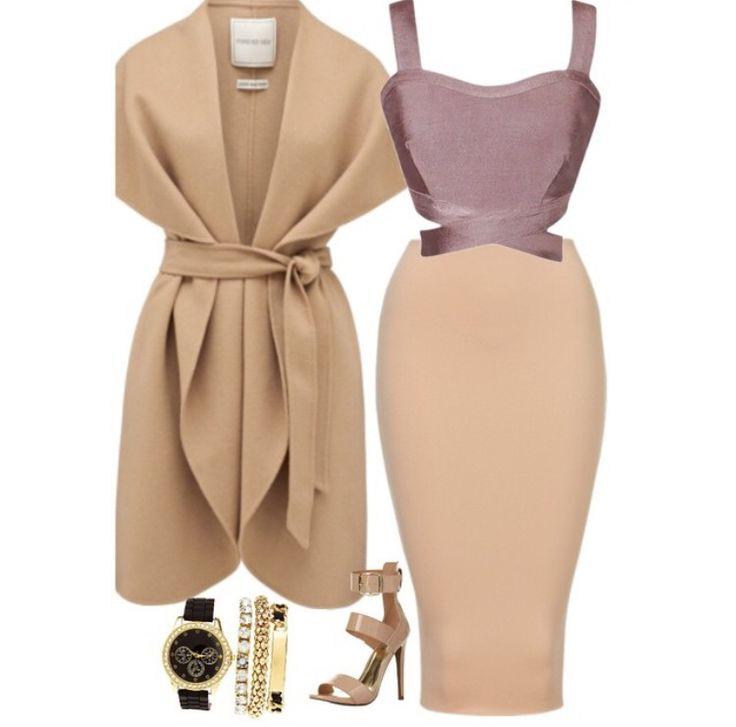 Stunning combination #Fashion