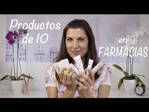Productos de 10 recomendados y favoritos de farmacia - YouTube