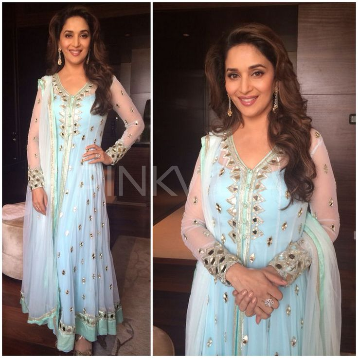 Yay or Nay : Madhuri Dixit in Arpita Mehta