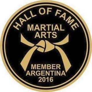 "Soke Dave Johnson-FOUNDER HALL OF FAME ARGENTINA: ""PLEASE join with me in CONGRATULATING Dr. Robert M. Goldman INDUCTEE 2016 Hall of Fame Argentina!!! Dr. Robert Goldman is a 6th Dan black belt in Shotokan Karate Chinese weapons expert and world champion athlete with over 20 world strength records and has been listed in the Guinness Book of World Records. Some of his past performance records include 13500 consecutive situps and 321 consecutive handstand pushups. Dr. Goldman founded the…"