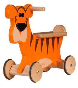 Juguetes de madera para niños de Gepetto. Mamidecora.com