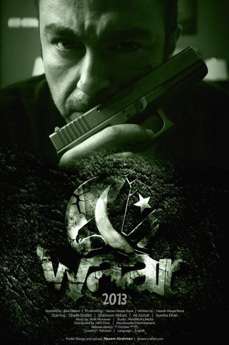Fresh Up Guys: Waar (2013) Pakistani Movie 720p HDTv (Complete Mo...