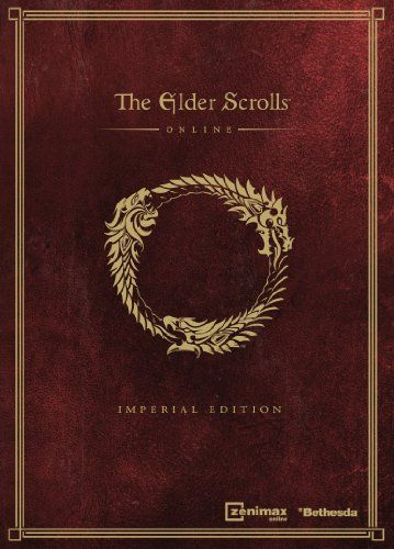 The Elder Scrolls Online Imperial Edition (Mac) [Online Game Code]