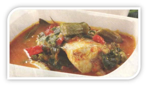 Receitas de Cozinha Angolana: Calulu de peixe - Prato preferido de Eduardo Paim....