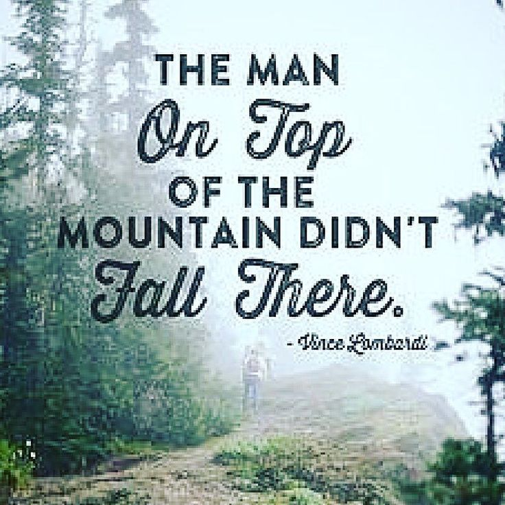 """""""The man on top of the mountain didn't fall there"""" - double tap if you're climbing towards your goals today  ... #freelance #freelancelife #business #businesscoach #mondaymotivation #businessowner #businessminded #businesslife #consultant #creativeconsultant #growcreative #creativeminds #motivational #blogger #bloggerslife #bosslife #ownboss #entrepreneur #entrepreneurship #entrepreneurlife #selfemployed #motivation #smallbusinesssaturday #smallbiz #smallbizsat #smallbizsatuk #smallbizlife…"""