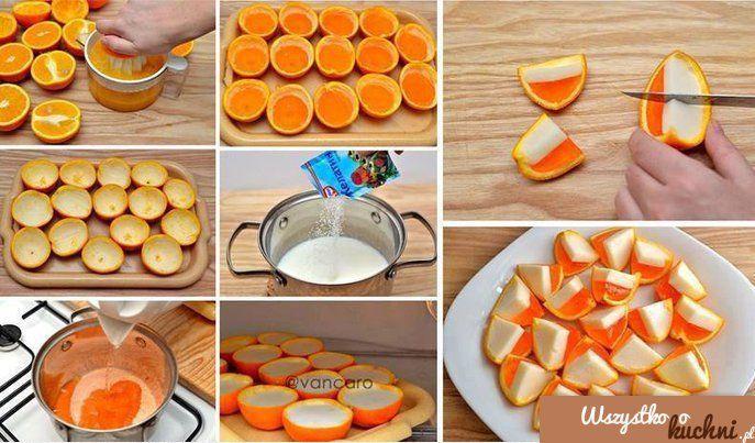 Zobacz+jak+zrobić+galareki+i+pianki+w+skórce+pomarańczy...