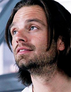 Bucky Barnes AKA one of the most precious cinnamon rolls in all of history