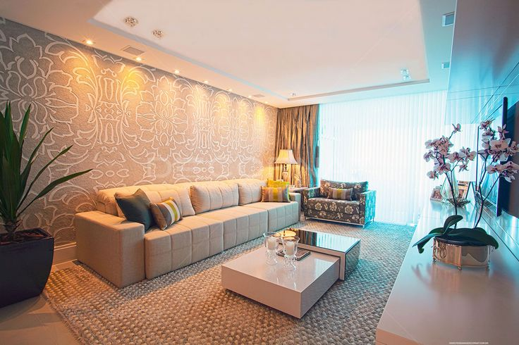 Fotos De Sala De Estar Luxuosa ~ Sala luxuosa!  De Casa  Pinterest