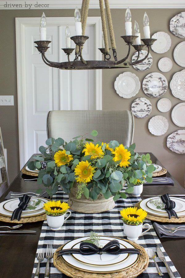 Unexpected Fall Decorating Ideas - Claire Brody Designs