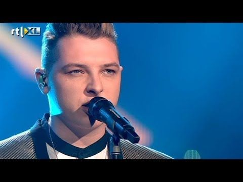 John Newman & finalisten - Love Me Again (The voice of Holland: Finale)
