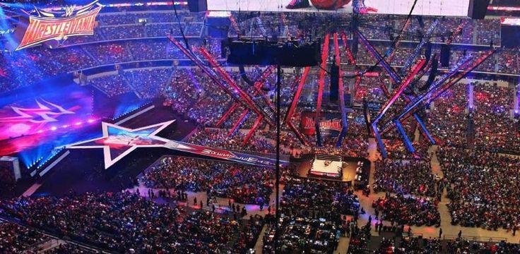WrestleMania 32 AT&T Stadium