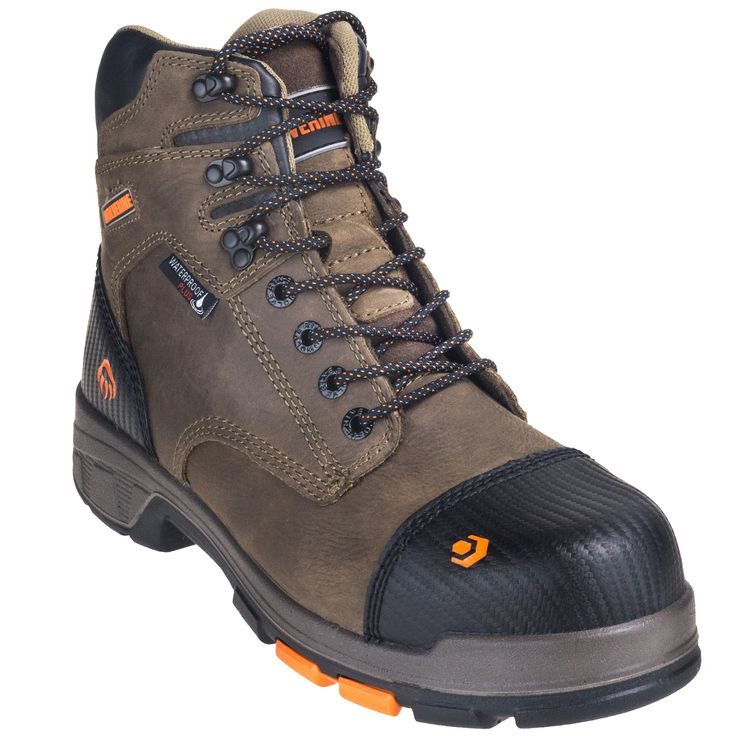 Wolverine Boots Waterproof 10653 Men's EH Blade LX CarbonMAX Boots