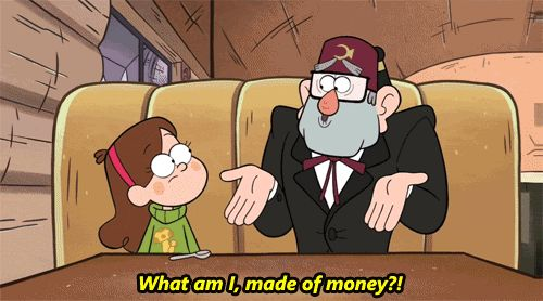 """""""What am I, made of money?!"""" Greedy-Grunkle (Stanley Pines) - DeviantArt"""