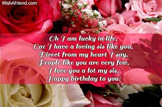Best Happy Birthday Wishes with Quotes for My Big Sister http://www.wishesmessagez.com/2017/03/happy-birthday-wishes-with-quotes-for-my-big-sister.html