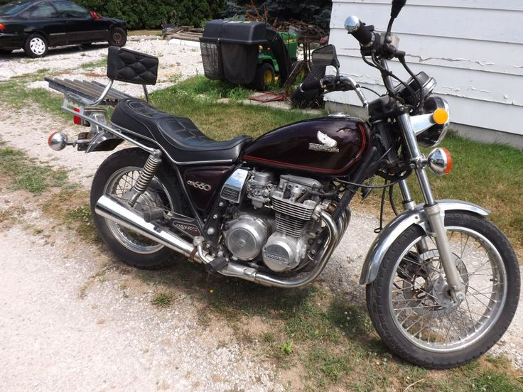 1982 Honda 650 CB in knieset's Garage Sale in Gibsonburg , OH for $950. Very clean bike runs good... typical honda a little cold blooded but once warmed up good to go.  Garage kept.New battery last year. Miles are 26331 very low for the year tires and chain are in great shape. NADA shows it at 1320.00  Asking 950 Will consider any reasonable offers Every thing works and no leaks.