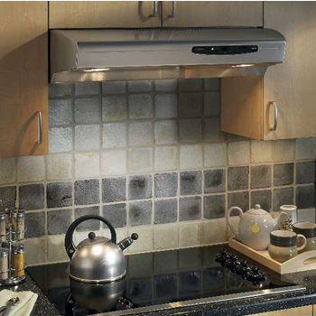 Best Ductless Range Hoods Images On Pinterest Ductless Range - Under cabinet range hood installation