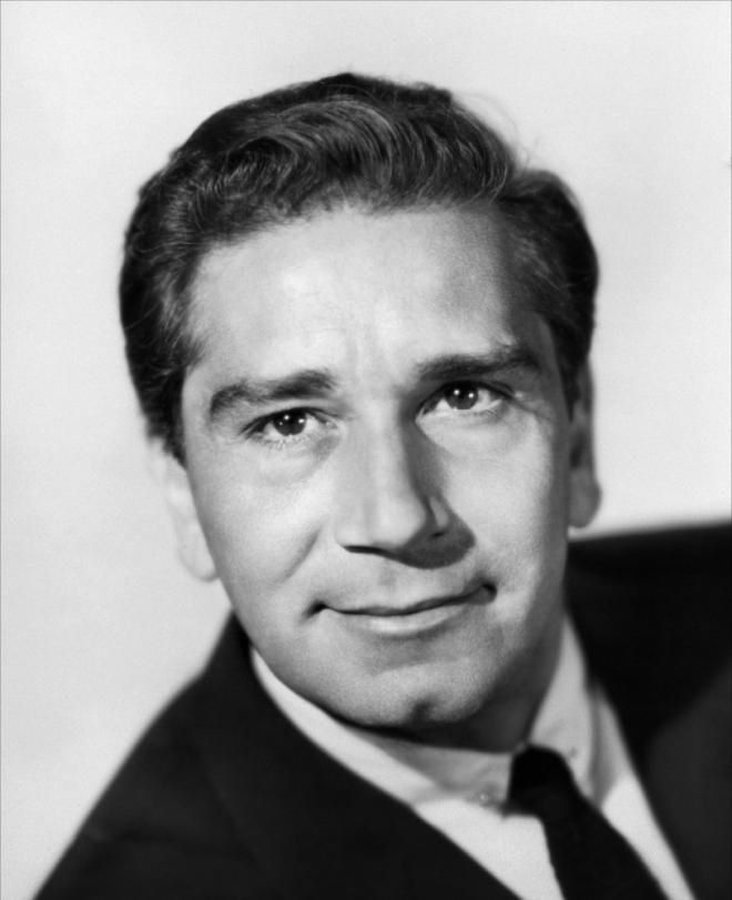 """RICHARD CONTE, (1910–1975), born Nicholas Peter Conte, film actor. He appeared in more than 100 films from the 1940s through 1970s, including I'll Cry Tomorrow"""", """"Ocean's 11"""", and """"The Godfather""""."""