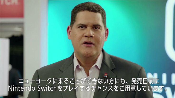Tatsumi Kimishima Talk About Product Configuration Message of Reggie & S...