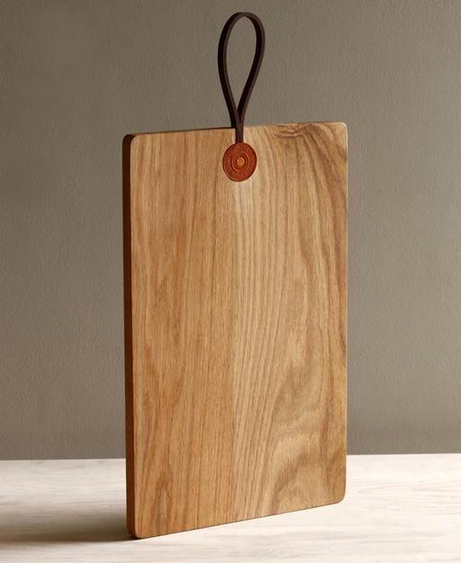 White Oak Cutting Board Large K I T C H E N S T Y L I N G