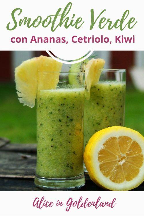 smoothie-verde-ananas-kiwi-limone