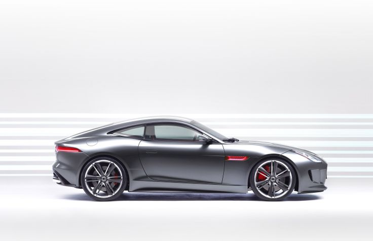 Jaguar C-X16 concept Picture #3