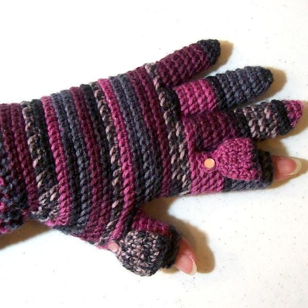 1000+ ideas about Texting Gloves on Pinterest Crochet ...