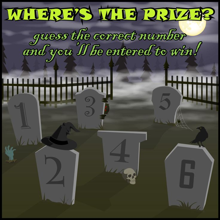 #giveaway Graveyard Giveaway. Head on over to Facebook to enter. Winner will be announced 10/28/2014!