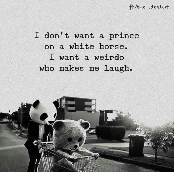 Got my weirdo, lol