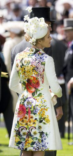 Lady Serena Armstrong-Jones, June 14, 2014 | Royal Hats.........Ascot Day 1: The Extended British Royal Family....Posted on June 18, 2014 by HatQueen