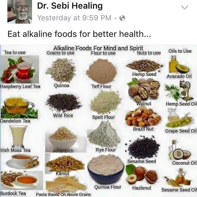 sebi pdf Alkaline herbal medicine gives insight into many of the herbs used in dr sebi's african bio mineral balance to support health and vitality.