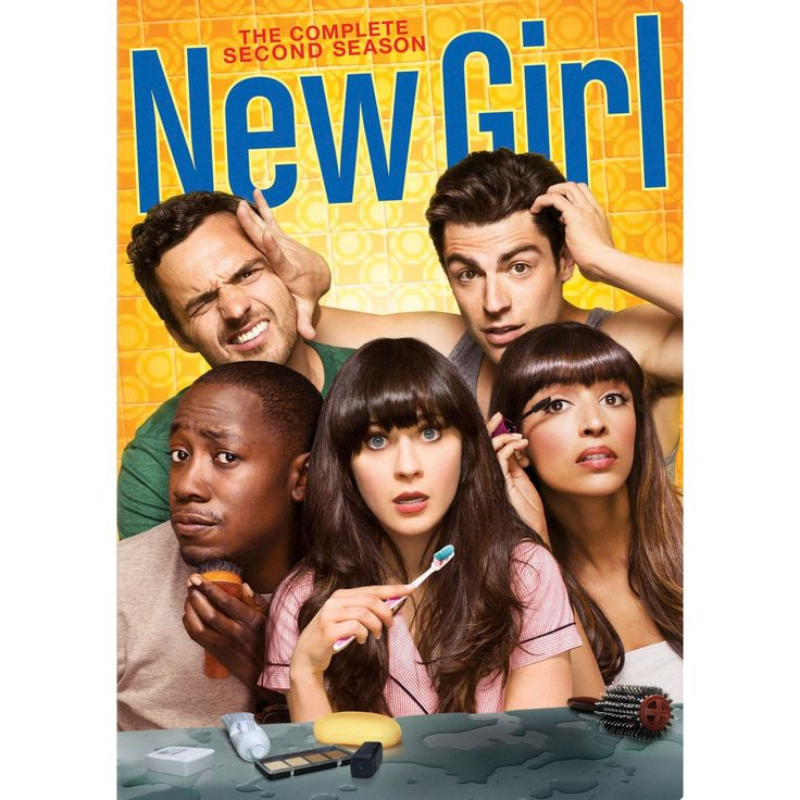 New Girl: The Complete Second Season [3 Discs]