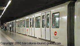 Barcelona U-Bahn-System
