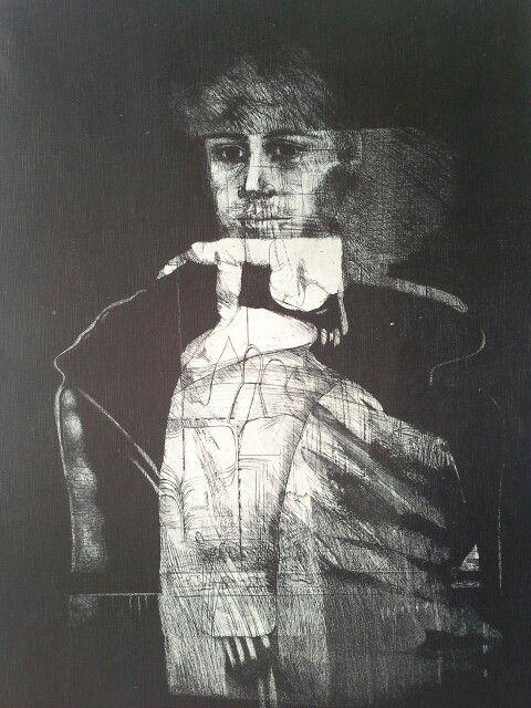 Roda serie retratos de un desconocido no 2