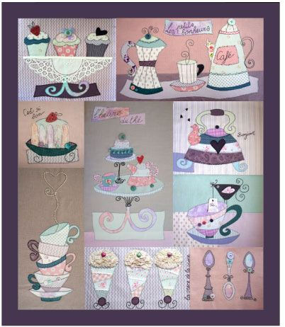 Sweet Mystery Quilt – Block 9. | Shop – Twinkle Designs R&R