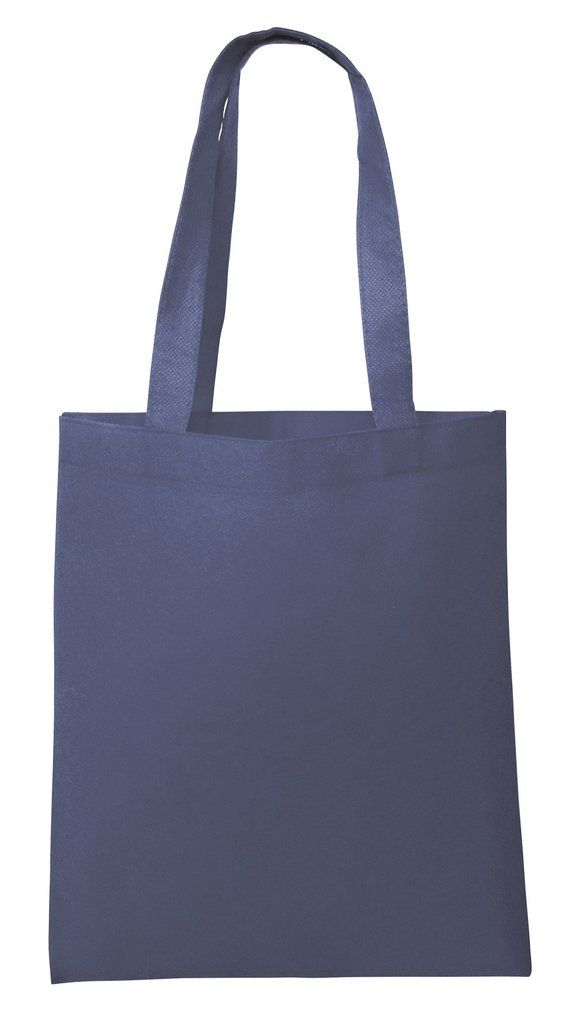 """Budget Promotional Tote Bags made of 80 gm Non-Woven Polypropylene. These cheaptote bags perfect for all of your promotional needs, these well made cheap tote bags will be used again and again thus advertising your business and event just as planned. It comes in Royal, Red and Kelly Green colors. Big imprint area is perfect to show your logo or your message in a professional manner. These tote bags can be screen printed or heat transferred at a low temperature.It has a 20"""" Handles to ..."""