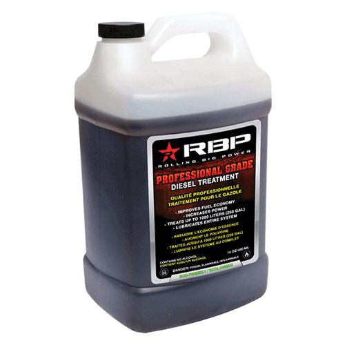 RBP  Diesel Professional 1 Gallon: This #DieselAdditive offers everything you need combined in one #FuelAdditive and conditioner. #RBP #RBPDiesel